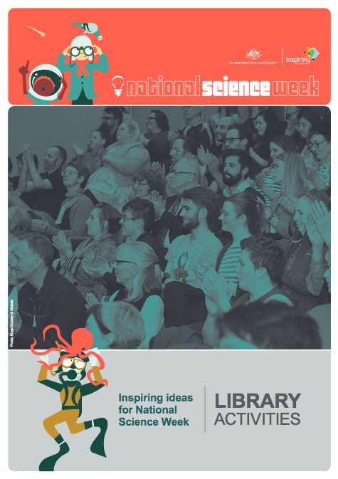 Inspiring ideas for National Science Week